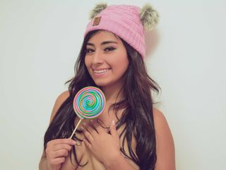 I'm 18 Years Of Age! My LiveJasmin Model Name Is DaniBetancourt! A Cam Beautiful Chick Is What I Am